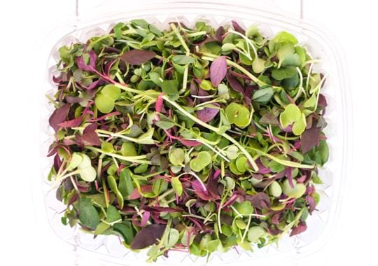 Microgreens (Rainbow Micro Mix, 75g)