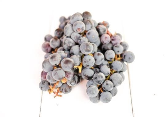Grapes, Seeded Concord