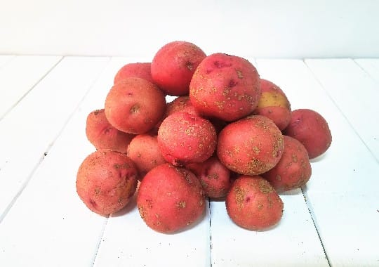 Potatoes, New Red