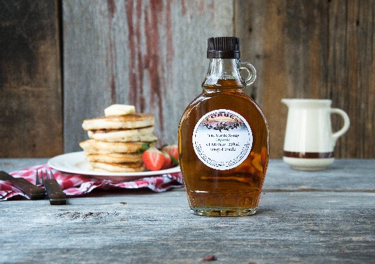 Amber Maple Syrup (250ml)