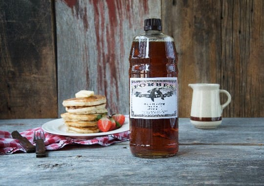 Amber Maple Syrup (1L)